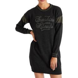 Textil Mulher camisolas Banana Moon  Cinza