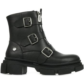 Sapatos Mulher Botas baixas Les Petites Bombes Carmela Preto