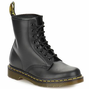 Sapatos Botas baixas Dr Martens 1460 Preto