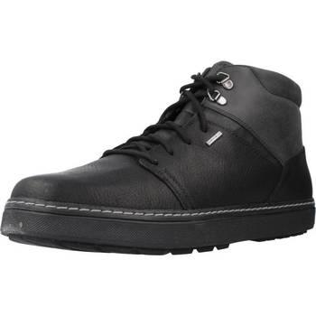 Sapatos Homem Botas baixas Geox U MATTIAS B ABX Preto