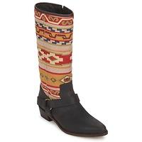 Sapatos Mulher Botas Sancho Boots CROSTA TIBUR GAVA Castanho-vermelho