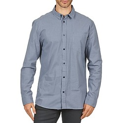 Textil Homem Camisas mangas comprida Wesc YANIK Azul
