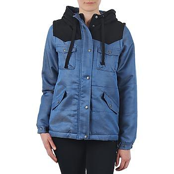 Textil Mulher Casacos Nikita EXPLORER Azul