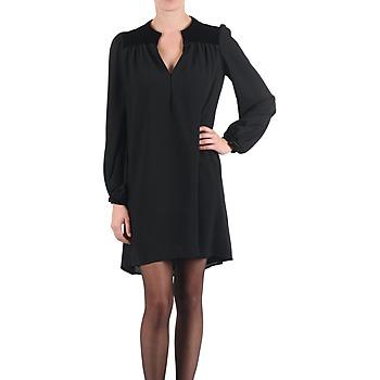 Textil Mulher Vestidos curtos Brigitte Bardot BB43119 Preto