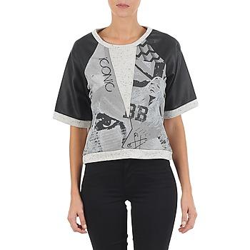Textil Mulher Sweats Brigitte Bardot BB43025 Cinza