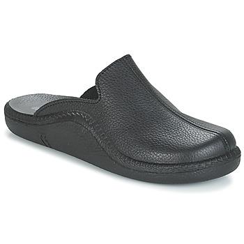 Sapatos Homem Chinelos Romika MOKASSO 202 G Preto