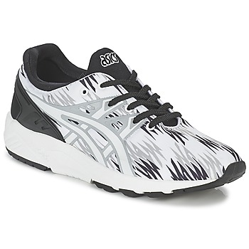 Sapatos Sapatilhas Asics GEL-KAYANO TRAINER EVO Branco / Preto