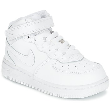 Sapatilhas de cano-alto Nike AIR FORCE 1 MID TODDLER