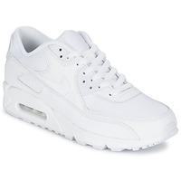 Sapatos Homem Sapatilhas Nike AIR MAX 90 ESSENTIAL Branco