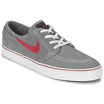 Sapatos Homem Sapatilhas Nike ZOOM STEFAN JANOSKI Cinza