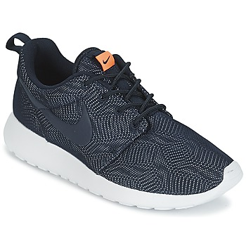 Sapatos Mulher Sapatilhas Nike ROSHE RUN MOIRE W Azul