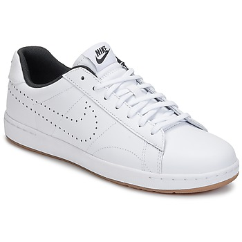 Sapatos Mulher Sapatilhas Nike TENNIS CLASSIC ULTRA LEATHER W Branco / Preto