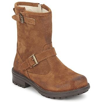 Sapatos Rapariga Botas baixas Naturino  Fauve