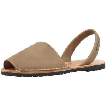Sapatos Homem Sandálias Ria 20002 Marron