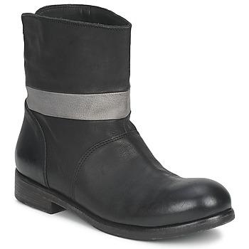 Sapatos Mulher Botas baixas OXS RAVELLO YURES Preto
