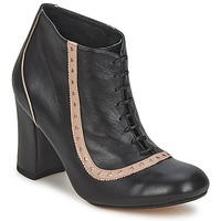 Sapatos Mulher Botas baixas Sarah Chofakian SALUT Preto