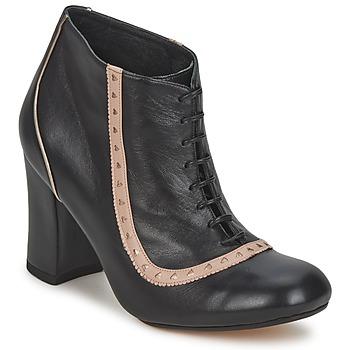 Sapatos Mulher Botins Sarah Chofakian SALUT Preto