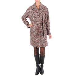 Textil Mulher Casacos Lola MORANDI IPERYON Bordô