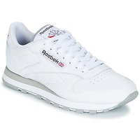 Sapatos Sapatilhas Reebok Classic CL LEATHER Branco