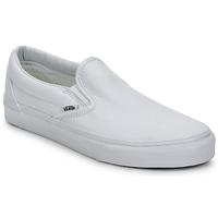 Sapatos Slip on Vans CLASSIC SLIP ON Branco