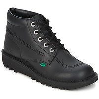 Sapatos Homem Botas baixas Kickers KICK HI Preto