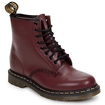 Sapatos Botas baixas Dr Martens 1460 8 EYE BOOT Cereja