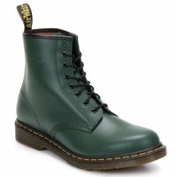 Sapatos Mulher Botins Dr Martens 1460 8 EYE BOOT Verde