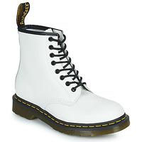 Sapatos Botas baixas Dr Martens 1460 Branco