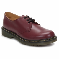 Sapatos Sapatos Dr Martens 1461 3-EYE SHOE Cereja