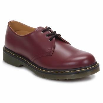 Sapatos Sapatos Dr Martens 1461 3-EYE SHOE Cereja