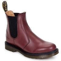 Sapatos Botas baixas Dr Martens 2976 CHELSEA BOOT Vermelho / Cereja