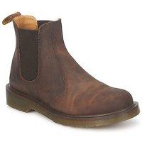 Sapatos Botas baixas Dr Martens 2976 CHELSEE BOOT Crazy / Branco / verde
