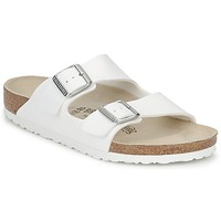 Sapatos Chinelos Birkenstock ARIZONA Branco