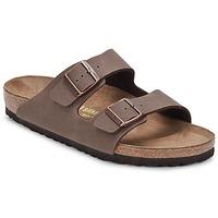 Sapatos Homem Chinelos Birkenstock ARIZONA Mocha
