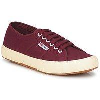 Sapatos Sapatilhas Superga 2750 COTU CLASSIC Escuro / Bordô