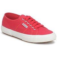 Sapatos Sapatilhas Superga 2750 COTU CLASSIC Vermelho
