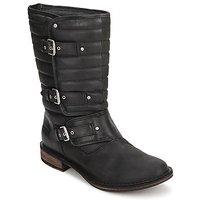 Sapatos Mulher Botas baixas UGG TATUM Preto