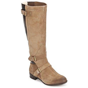 Sapatos Mulher Botas UGG CYDNEE Castanho