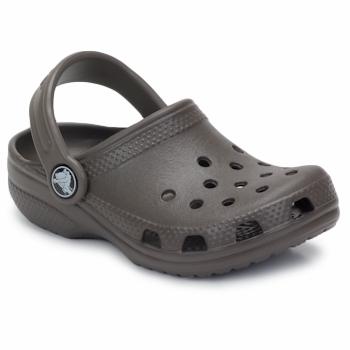 Sapatos Criança Tamancos Crocs KIDS CLASSIC CAYMAN Chocolate