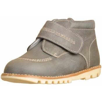 Sapatos Rapaz Botas baixas Landos 61S77 Cinza