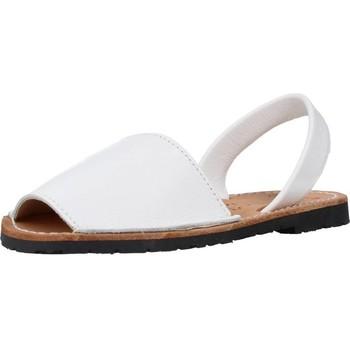 Sapatos Homem Sandálias Ria 20002 Branco