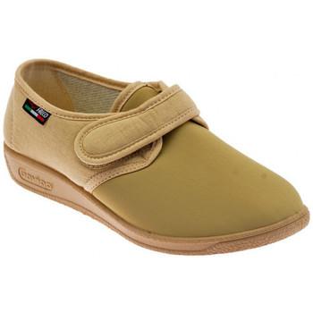 Sapatos Mulher Chinelos Gaviga  Bege