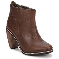 Sapatos Mulher Botins Feud LIGHT Castanho
