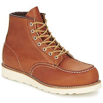 Sapatos Homem Botas baixas Red Wing CLASSIC Castanho