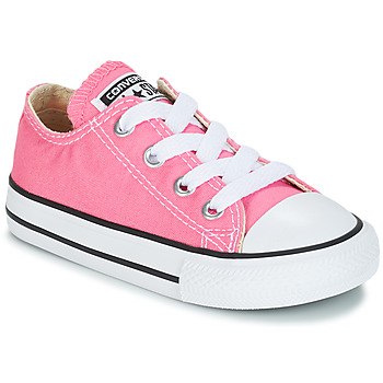 Sapatos Rapariga Sapatilhas Converse CHUCK TAYLOR ALL STAR CORE OX Rosa