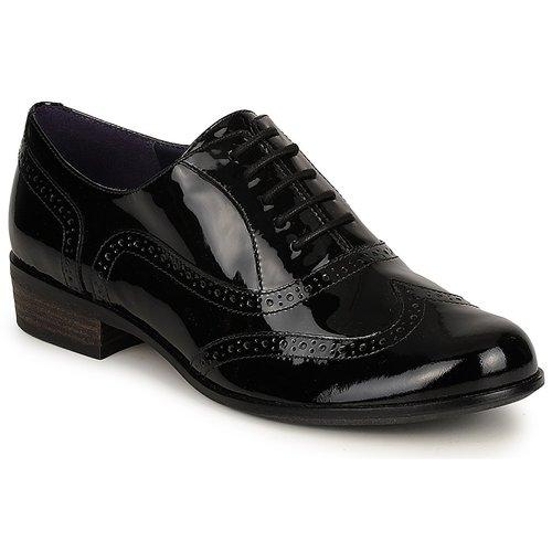 Sapatos Mulher Richelieu Clarks HAMBLE OAK Preto