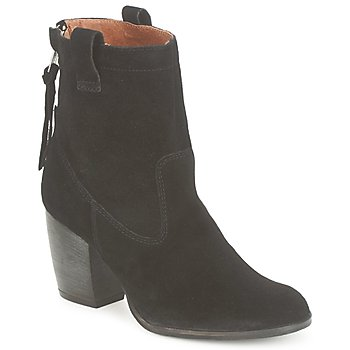 Sapatos Mulher Botins French Connection RIPLEY Preto