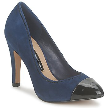 Sapatos Mulher Escarpim French Connection Trudy Azul