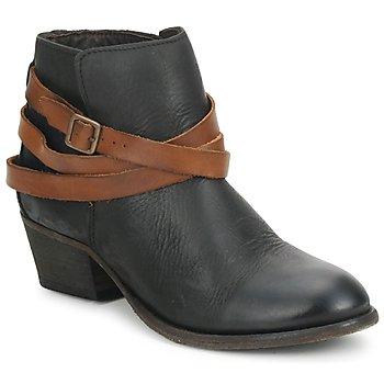 Sapatos Mulher Botins Hudson HORRIGAN Preto