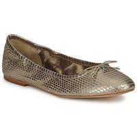 Sapatos Mulher Sabrinas Sam Edelman FELICIA Ouro / Metálico / Cobra